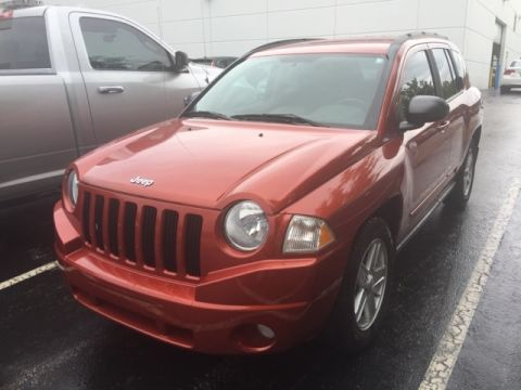 Pre-Owned 2010 Jeep Compass Sport 4WD