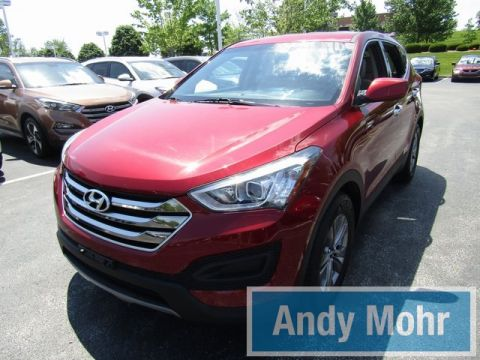 Pre-Owned 2016 Hyundai Santa Fe Sport 2.4 Base AWD