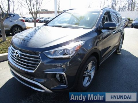 New Hyundai Santa Fe Limited Ultimate