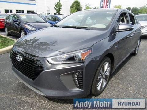 New Hyundai Ioniq Hybrid Limited