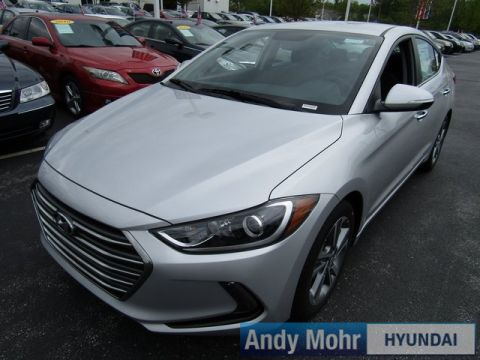 New Hyundai Elantra Limited