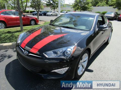 New 2015 Hyundai Genesis Coupe 3.8