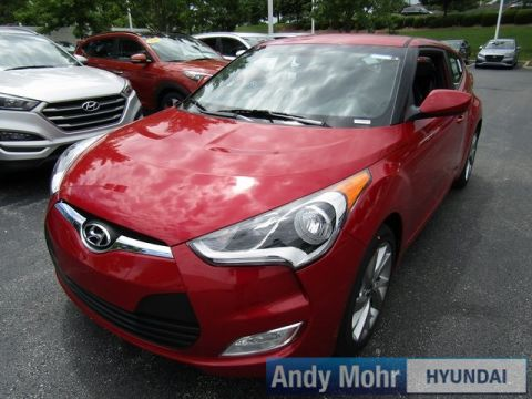 New 2017 Hyundai Veloster Base
